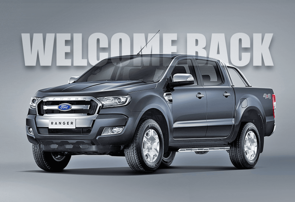 2017 Ford Ranger >> 2017 Ford Ranger Ford Bronco Confirmed For Us