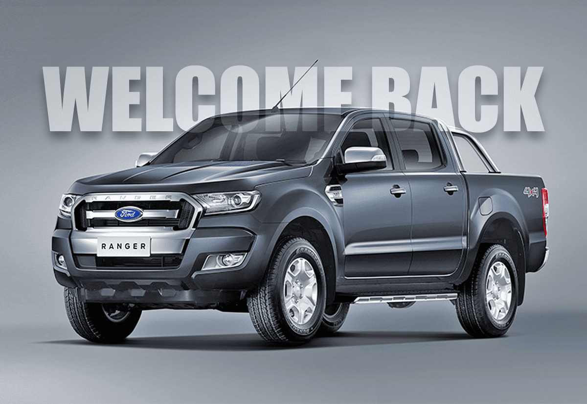 2017 Ford Bronco >> 2017 Ford Ranger Ford Bronco Confirmed For Us