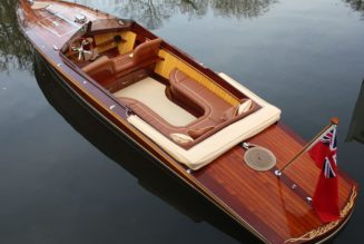 Frank Stephenson Electric Boat