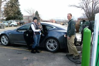 The Farnum's Tesla Model S 70D