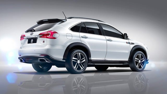 BYD Tang leads electric SUV sales in China