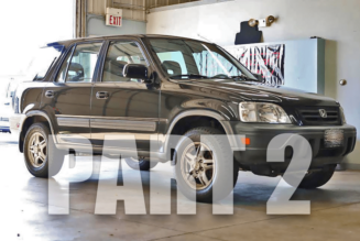 I Bought a Thing: 1998 Honda CR-V AWD (Part 2)