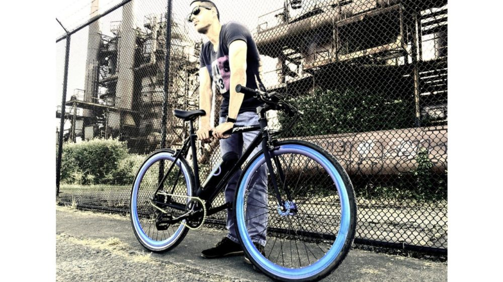 E-Bike Combines Healthy Living With Low Cost Commuting