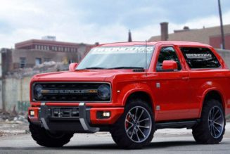 Ford Bronco 6G Conept