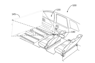 Ford Patent Drawing