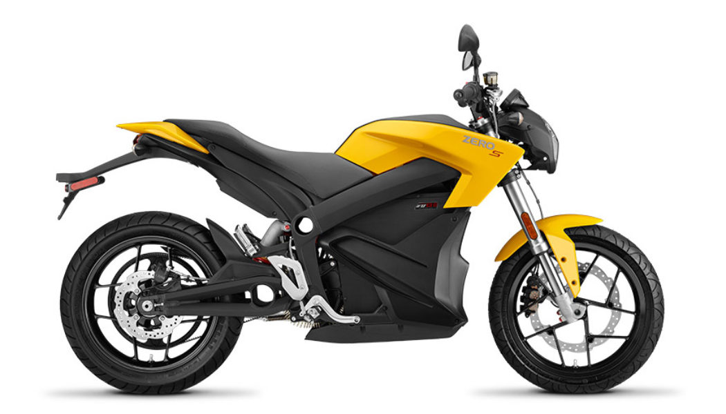2016 Zero S Electric Motorcycle