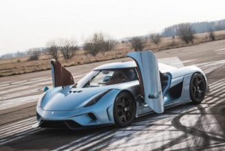 Inside the 1500 HP Koenigsegg Regera (w/ Video)