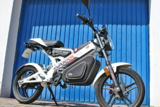 Sachs Madass Electric Saxxx
