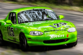 Ken Gillette Racing to Demonstrate Electric Supercharger