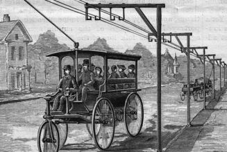 Electric Carriage 1889