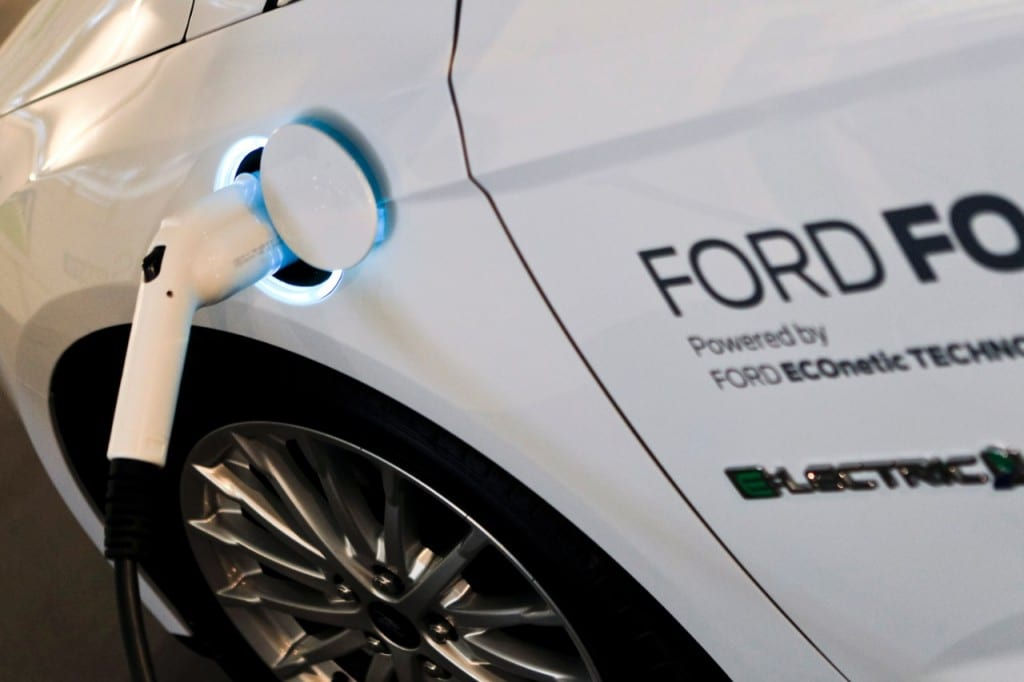 Team Edison Is Ford's Answer To Tesla