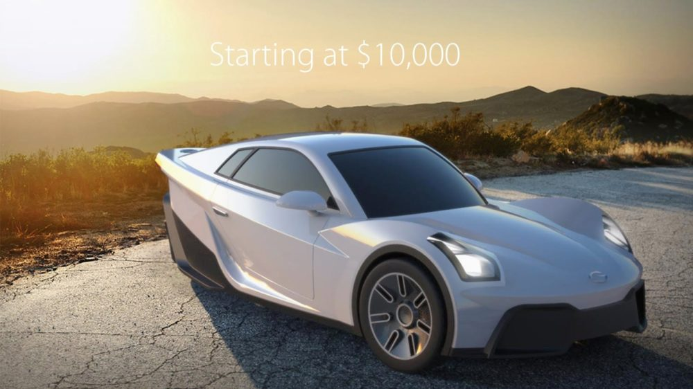 Sondors Electric Car Is Everything The Elio Is Not (w/Video)
