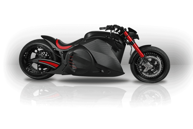 Zvexx electric motorcycle