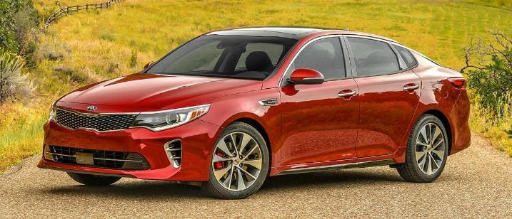 Kia Optima longest range