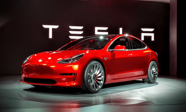 Tesla Model 3 Already Whooping Gasmobile A**