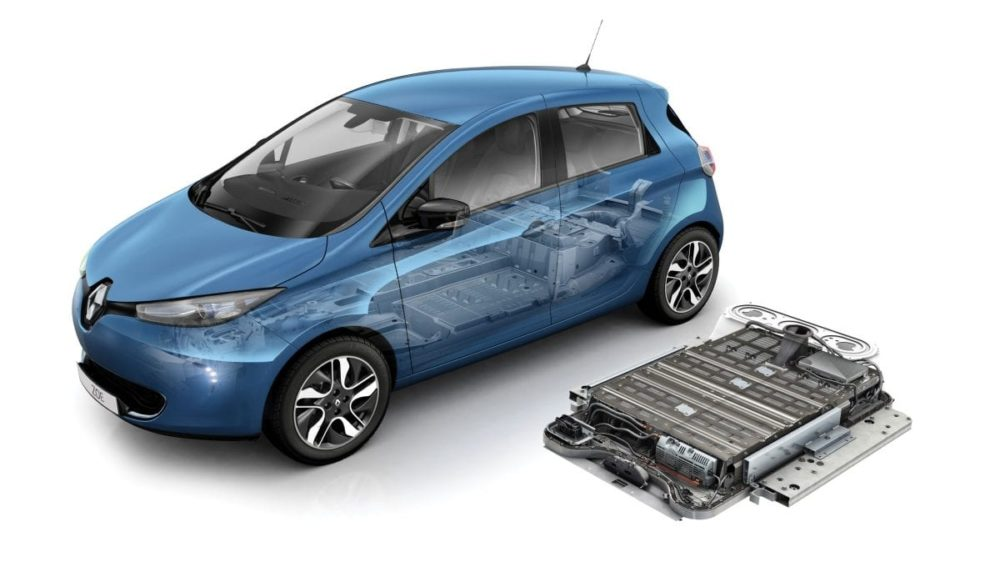 battery leasing for Renault ZOE