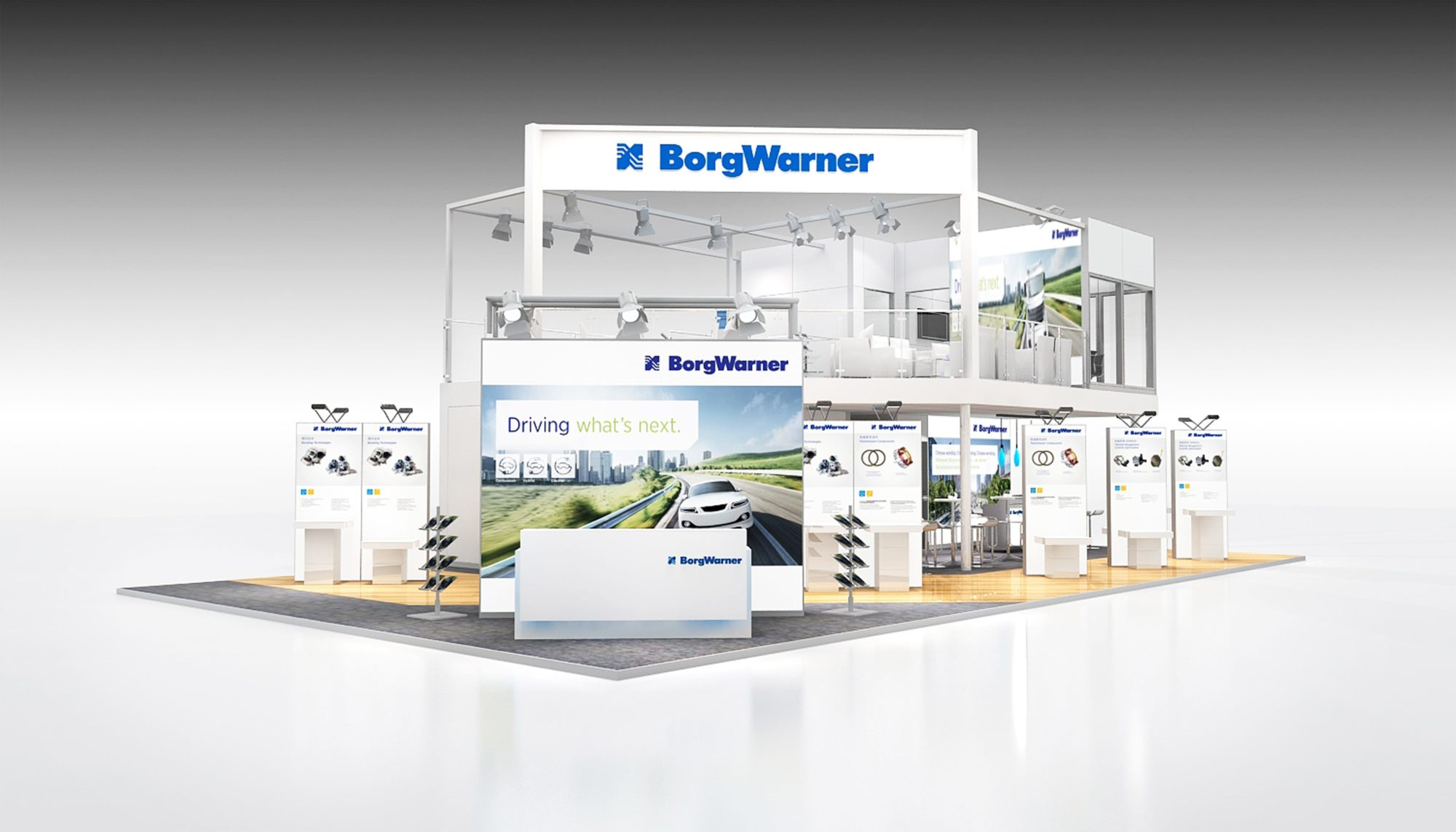 Borg Warner Leading The Way In 48 Volt Technology | enrg io
