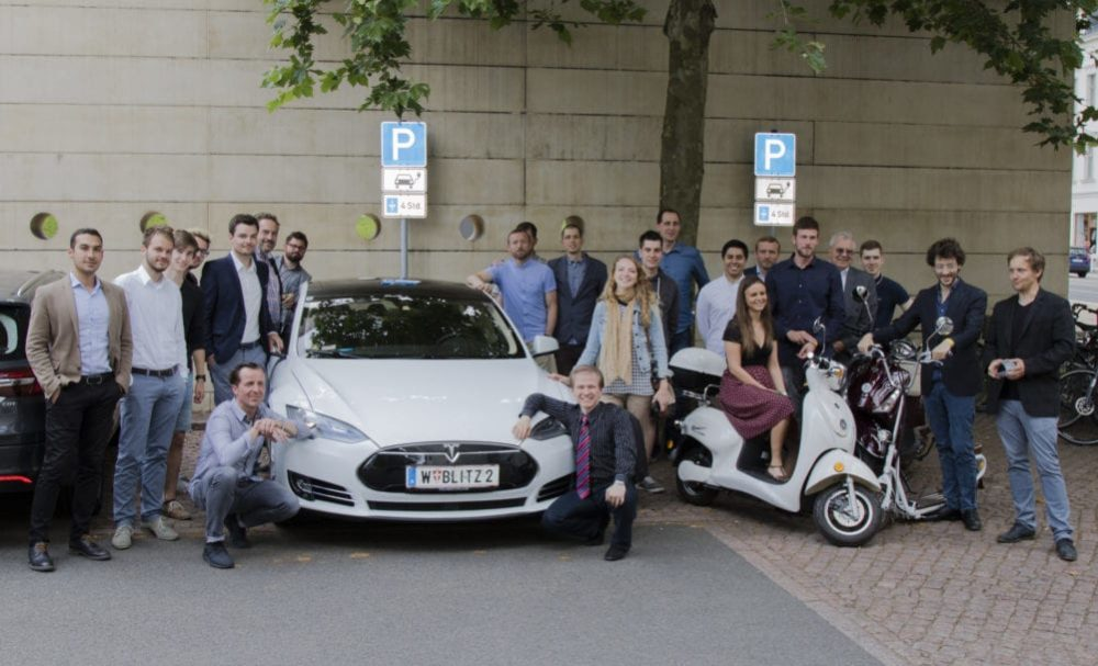 Cleantech Revolution Tour 2017 — Electric Vehicle & Clean Energy Leaders, Tesla Shuttles, Cleantech Entrepreneurship & Investing