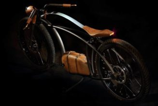 Avionics V1 electric bicycle