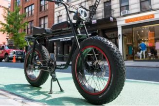 Super 73 Scout electric bicycle
