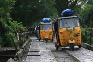 Crossing the Indian Subcontinent by Rickshaw (w/ Video)