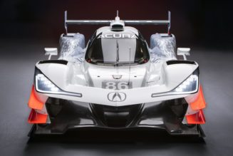 Acura Returns to Endurance Racing (w/ Video)