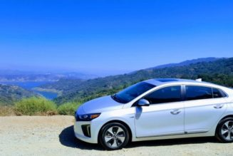 Test Driving The Hyundai Ioniq Electric — Exclusive