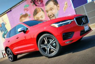 Speed Dating: 2018 Volvo XC60 T6 R Design