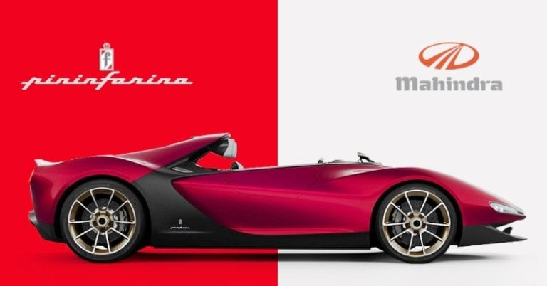 Mahindra Eyeing US EV Market. Could Use Pininfarina Or Ssangyong Branding