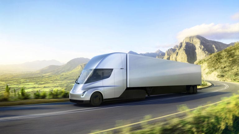 Not All Truckers Are As Impressed With The Tesla Semi As Elon Is