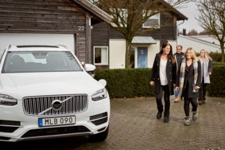 Swedish Families Working to Develop Autonomous Volvos