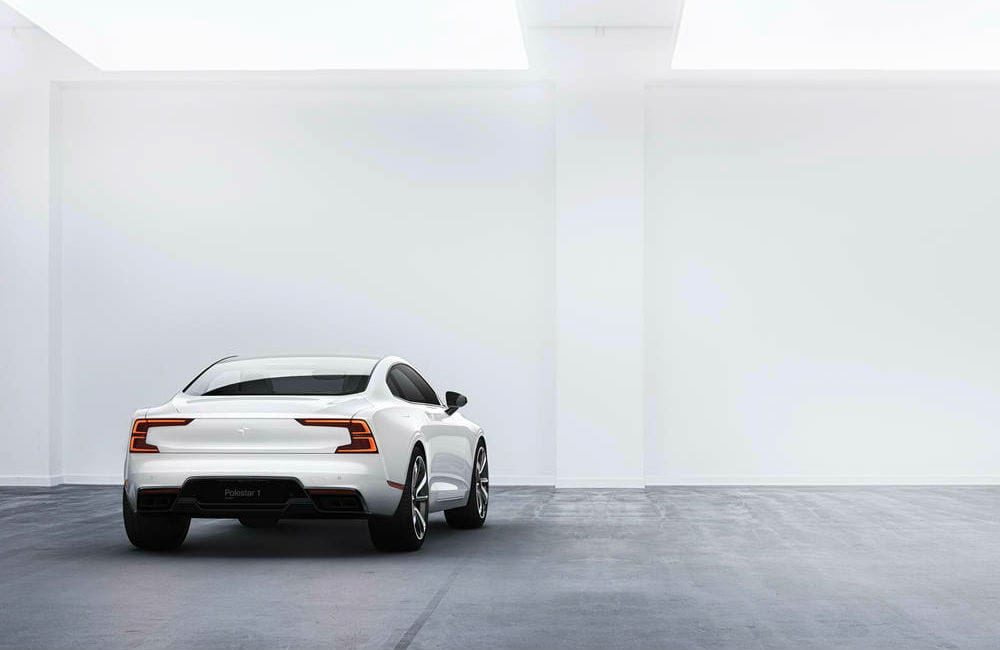 600 HP Volvo Polestar 1 Will Be Available by Subscription