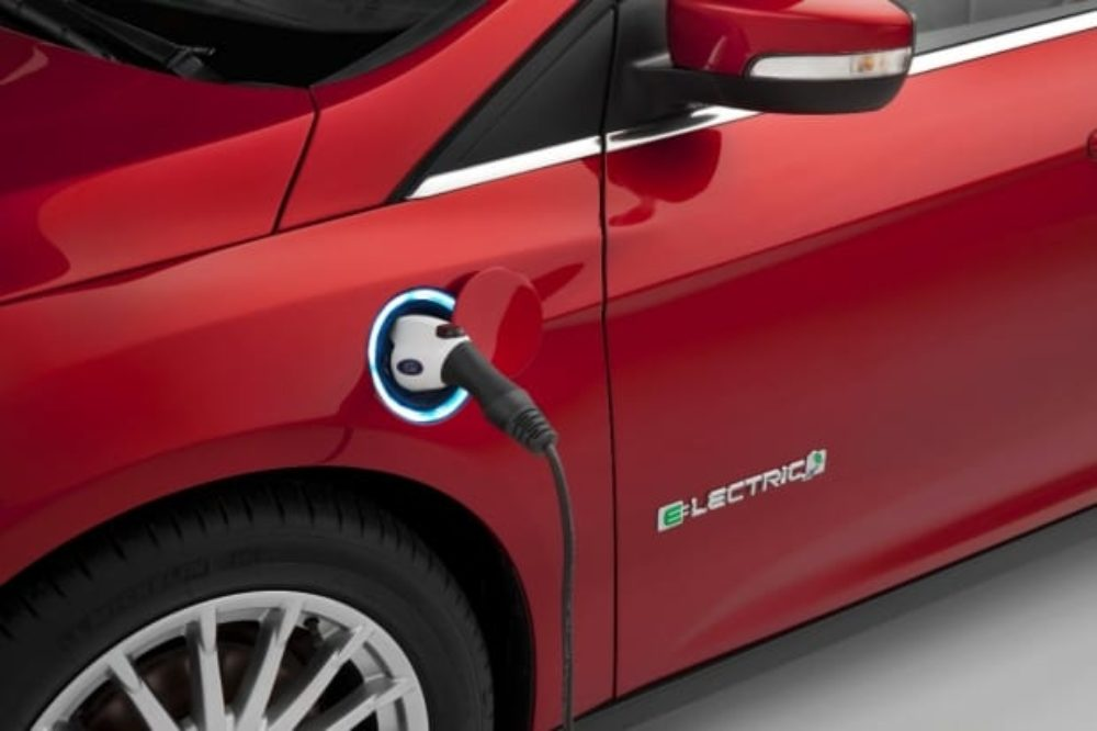 Ford Focus Electric Plug-in