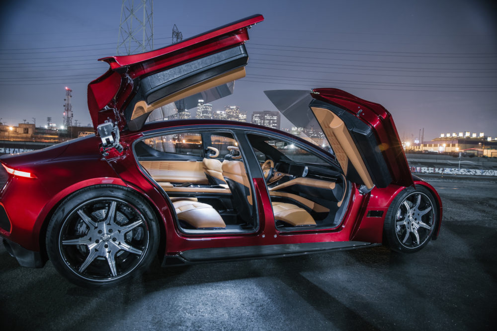 CES 2018: Fisker EMotion Makes its Debut (Gallery)