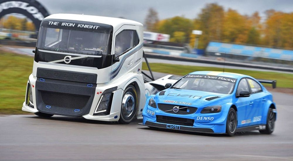 Volvo Car and Truck Brands Reunited