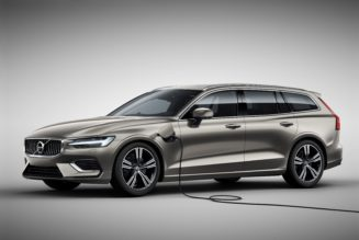 All new Volvo V60 Exterior - 2019