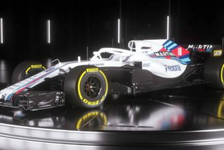2018 Williams FW41 Launch