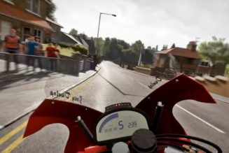 John McGuinnes v. TT Isle of Man Video Game