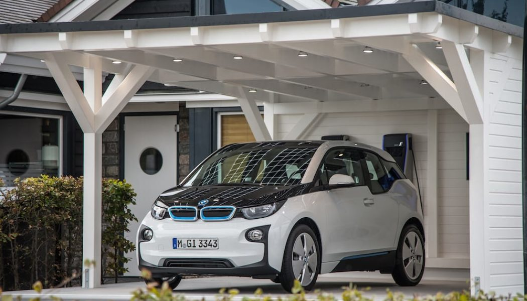 BMW i3 EV in California Executive Order for More Electric Cars
