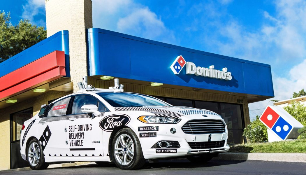 Domino's Launches Autonomous Pizza Delivery in Miami