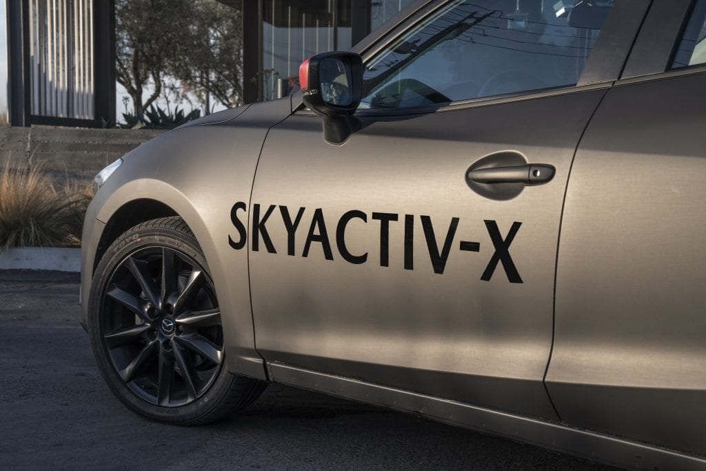 Mazda Skactiv-X Gets Gold at Edison Awards for Innovation