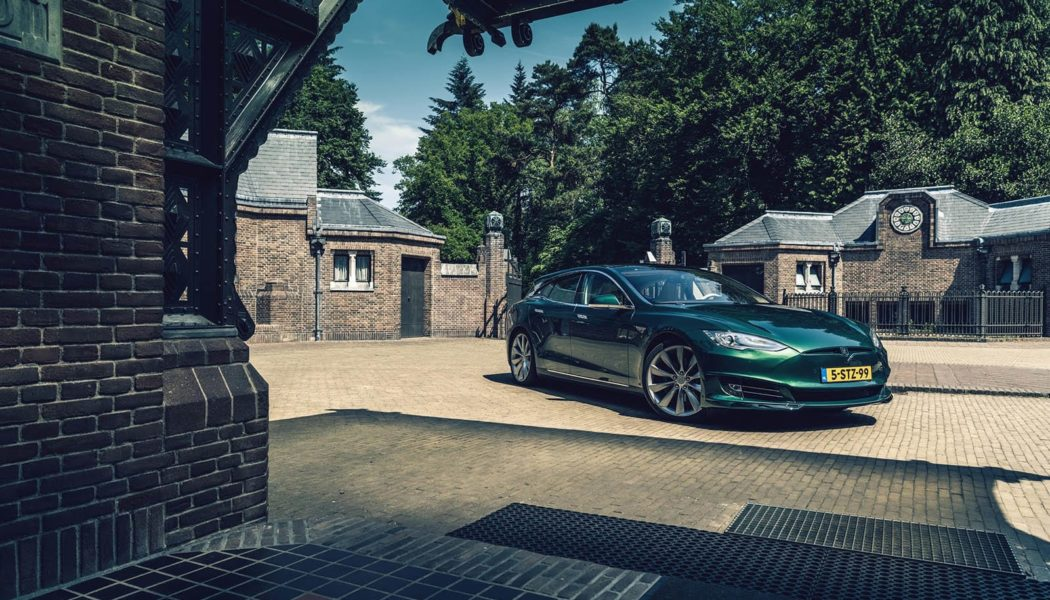 THIS is the Tesla Model S Shooting Brake You Want