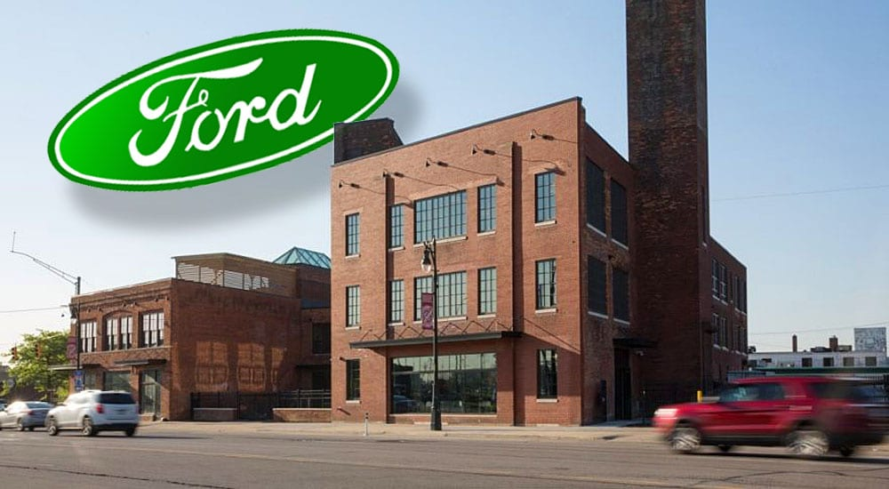 Ford Electric Vehicle Team Returns to Detroit