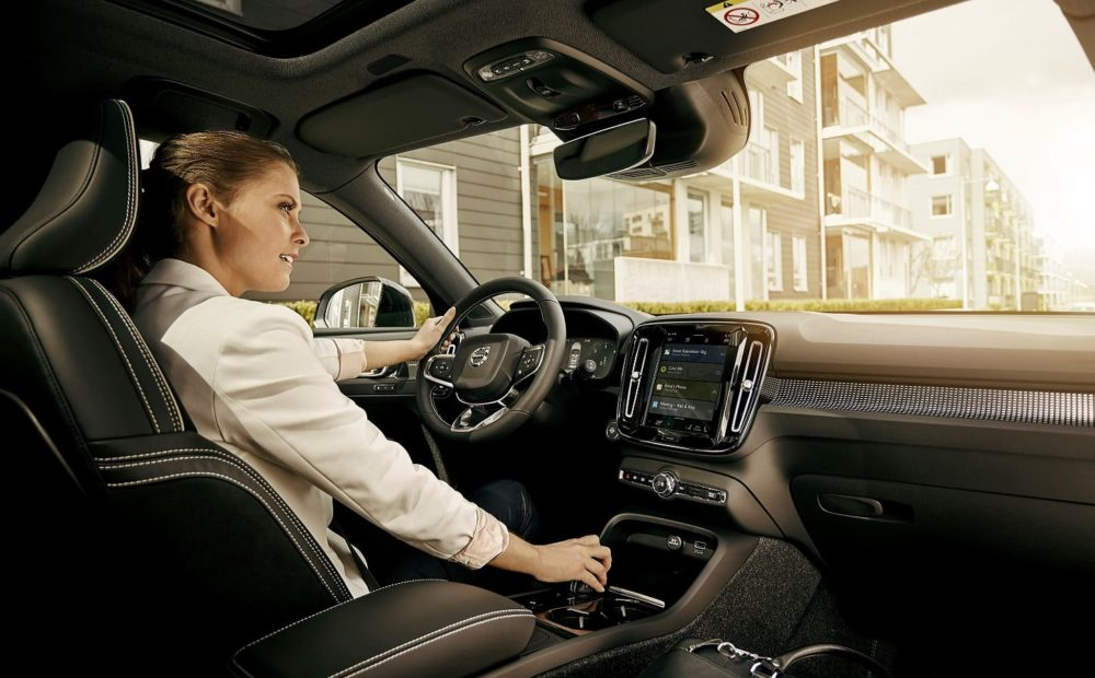 Volvo to Embed Android Apps into Next-Gen Infotainment