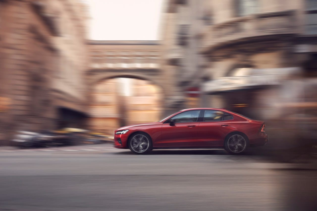 Made in the USA: Meet the All-new for 2019 Volvo S60