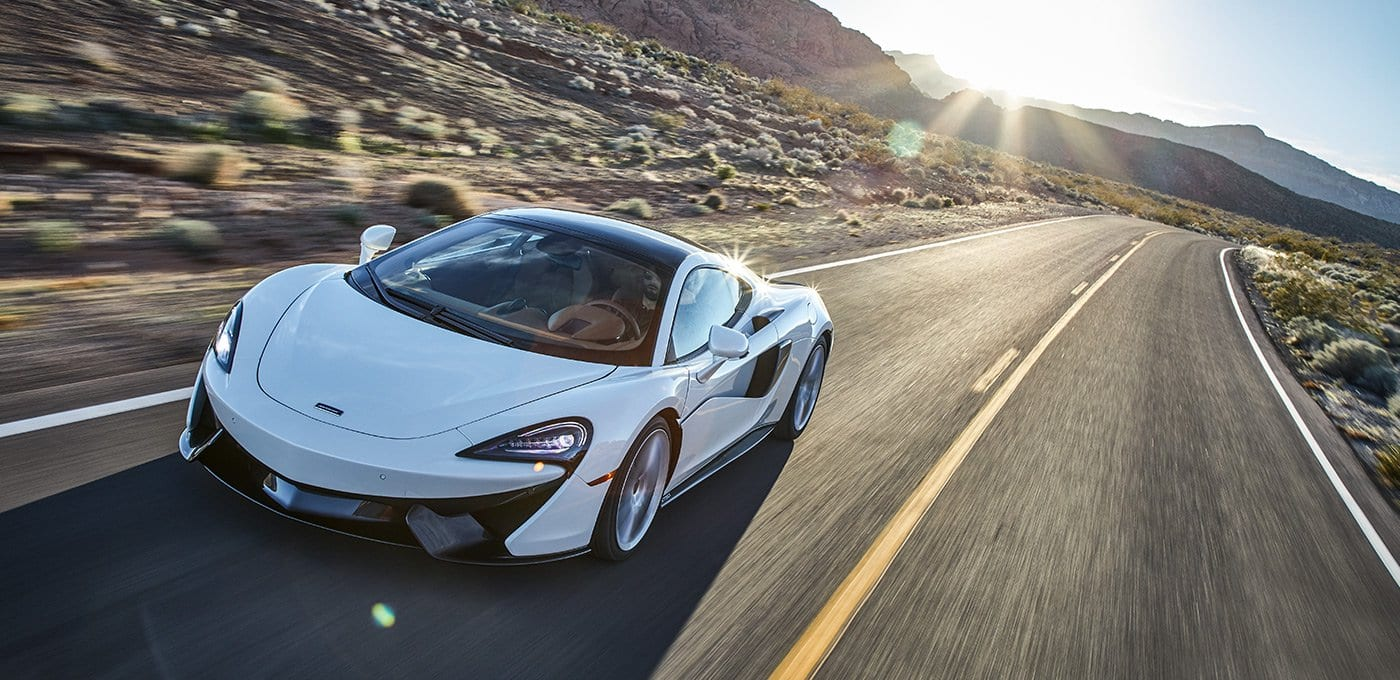 McLaren to Focus on Future Hybrids, not SUVs