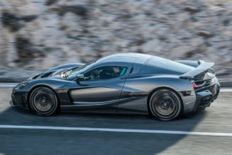 Porsche Buys into Electric Supercar Builder Rimac