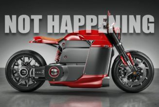 Elon Musk: Tesla Motorcycle Will Never Happen