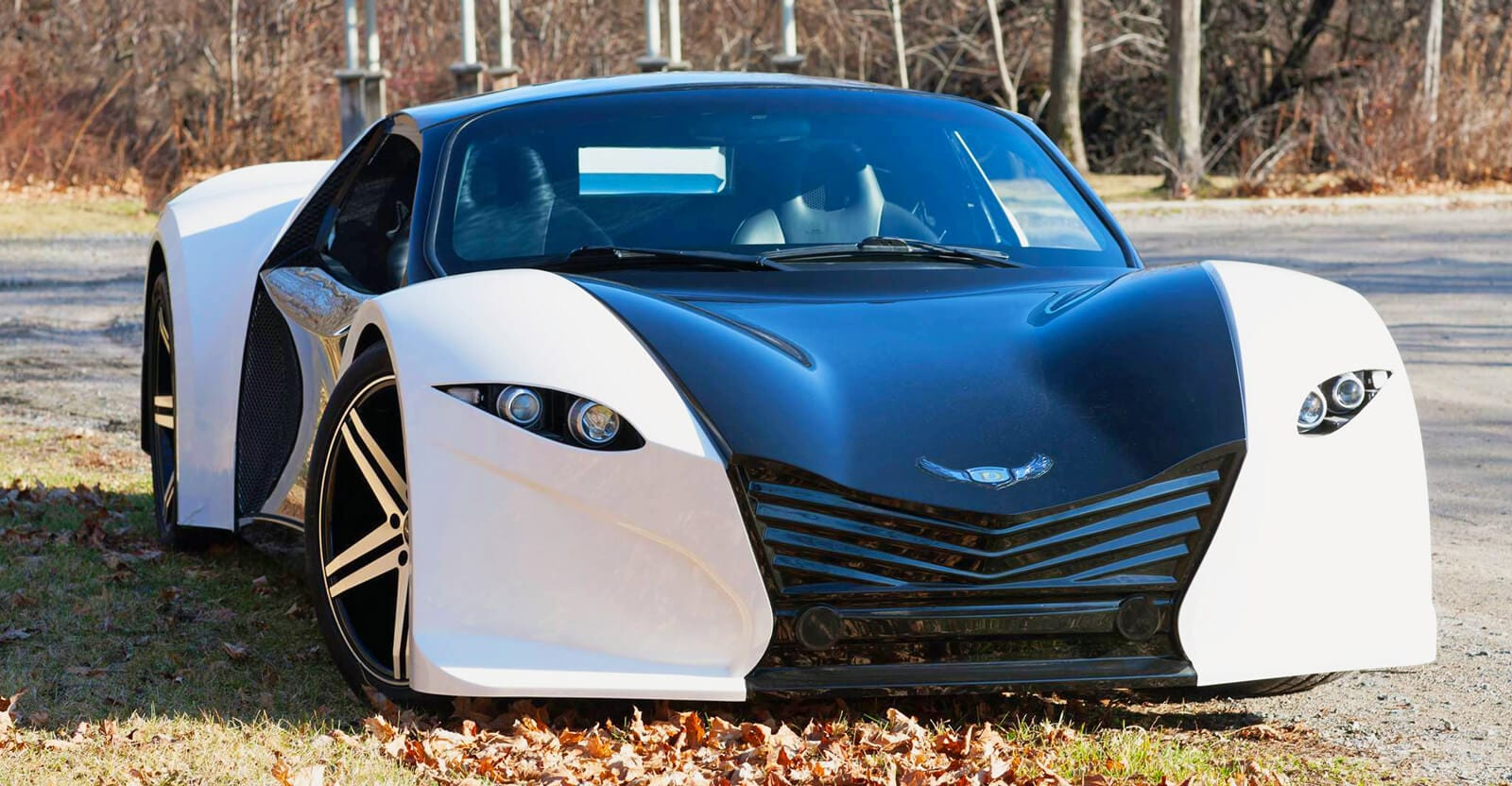 The Tomahawk Will Be World's First Electric 4 Passenger Sports Car