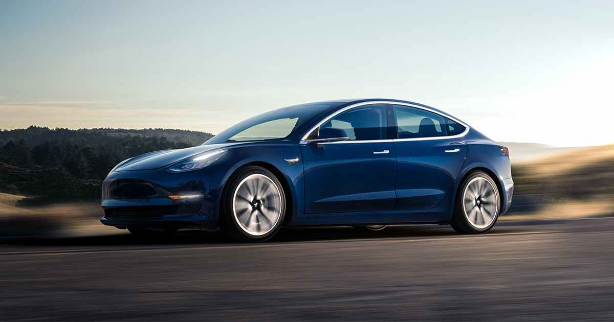 Tesla Fixes Model 3 Brake Issue, Gets CR Bump